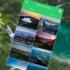 Svi nacionalni parkovi i parkovi prirode Hrvatske na jednome mjestu u vašem mobilnom uređaju.