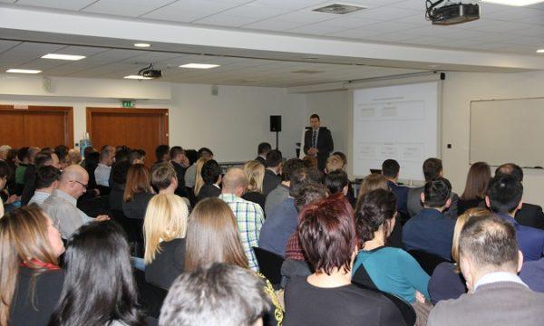 Na predavanju vas očekuju govornici s dugogodišnjim iskustvom u IT-u, digitalnom