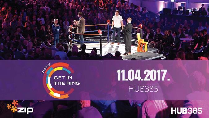 Get in the Ring održat će se 11. travnja, a prije 'okršaja' posjetitelje očekuje i konferencija.