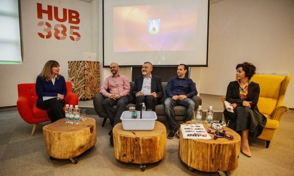 Danas je u HUB385 predstavljen program festivala Brave New World koji se održava idućeg tjedna.