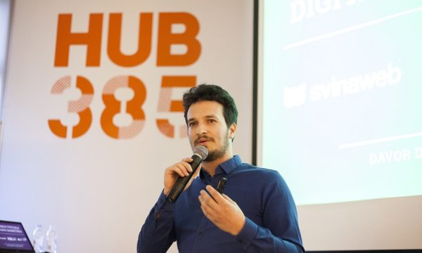 Akademija digitalnog marketinga je nastala u suradnji HUB385 i agencije svinaweb.