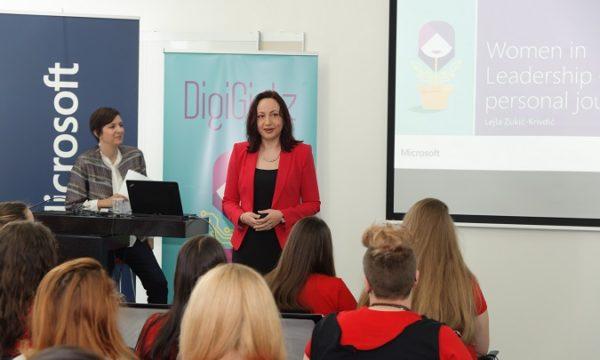 Kada na prvo mjesto stavimo profesionalizam, kvalitete i vrijednosti, prestaje biti važno kojeg smo spola, kaže Lejla Krivdić-Zukić, direktorica Microsoft Hrvatska i Bosna i Hercegovina.