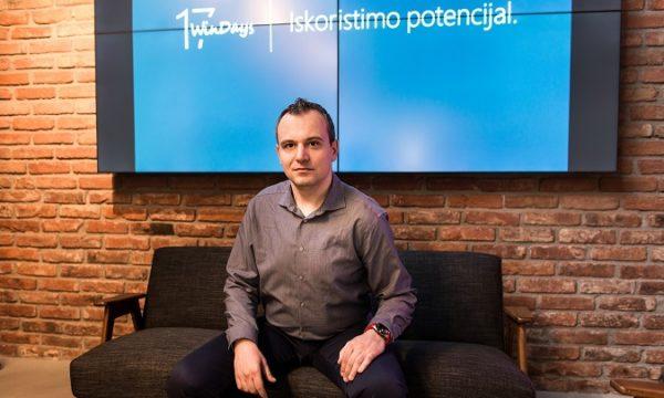 Igor Pavleković je direktor tehnološkog dijela konferencije WinDays, a uz brojne Microsoftove certifikate nosi i titulu MVP-a za Office365.
