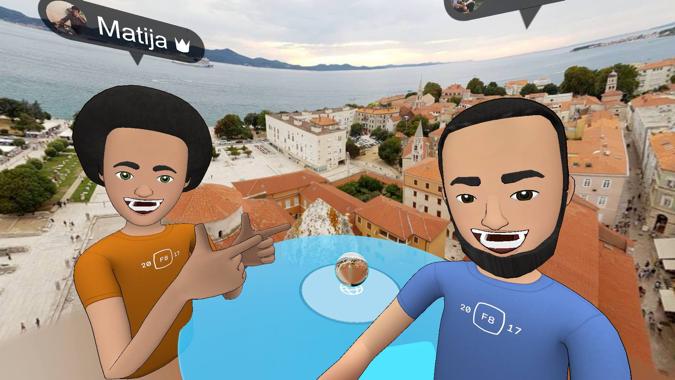 I, hop! Teleportirali smo se u Zadar, odnosno u 360 sliku koju sam snimio prošloga ljeta.