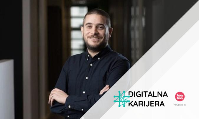 Kako to izgleda kada student povijesti umjetnosti završi u startupu, zna Krešimir Linke iz Repslyja.
