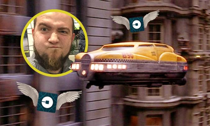 Leteći Uber