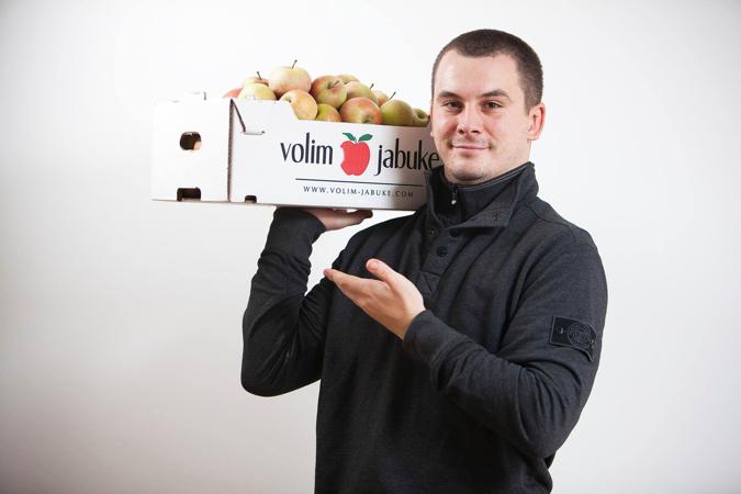 Brend Volim jabuke prošle je godine zamijenio novi, jednostavno nazvan - Stipino.