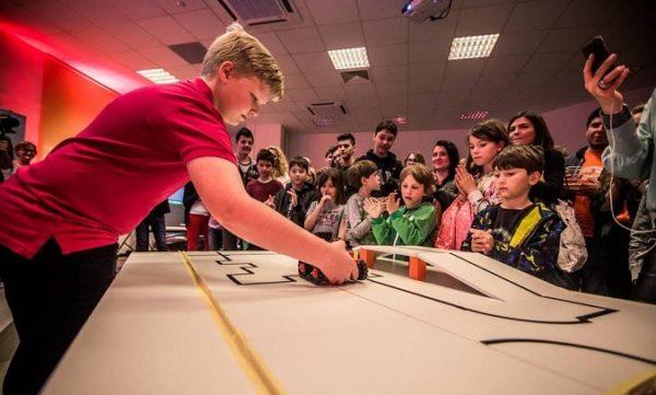 U kategoriji juniora pobjednik je 12-godišnji Jerko Ćubić.