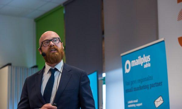 Ruben Zantingh, nizozemski stručnjak za email marketing, učer je gostovao na događanju Moć email marketinga u praksi.
