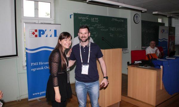 Konferenciju PMIDayz će na tri dana ugostiti Fakultet elektrotehnike, računarstva i informacijskih tehnologija u Osijeku.