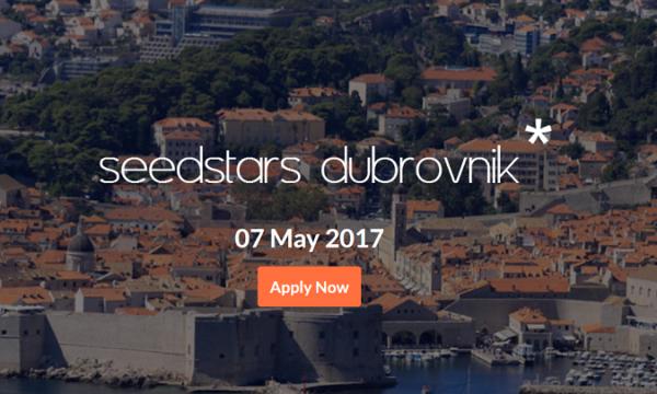 Seedstarsovo startup natjecanje dolazi u Dubrovnik u sklopu Techne Summita koji se održava 6. i 7. svibnja.