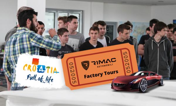 Rimac Factory Tours