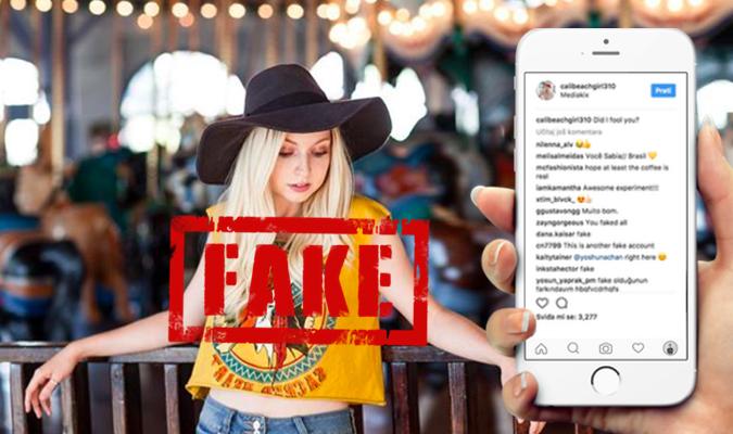 lažni slike o profilima online upoznavanje dobrih prvih poruka