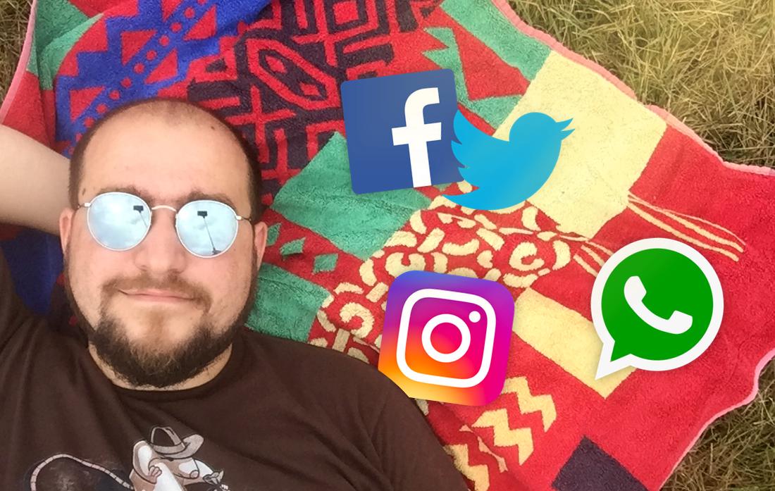 Sunce, more i društvene mreže!