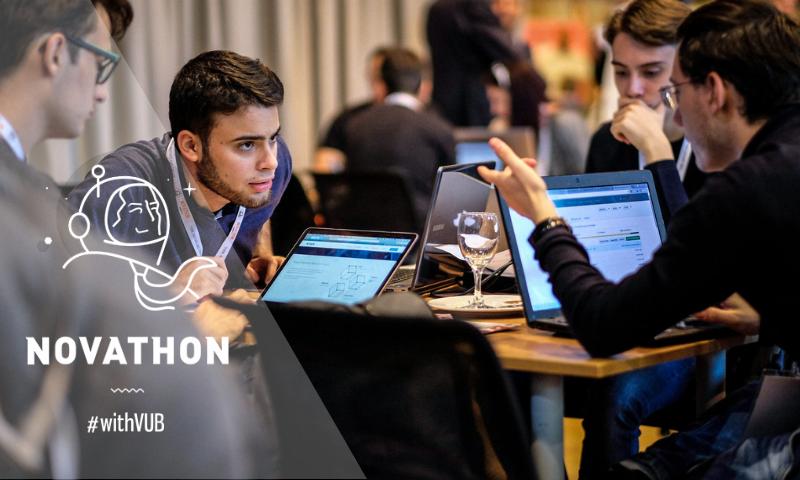 Osvojite 10.000 eura na Novathon #withVUB: Osiguran smještaj za 3 hrvatska tima u Bratislavi!