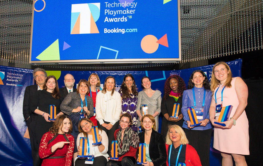 Prijavite inspirativne žene iz svijeta tehnologije na Technology Playmaker Awards