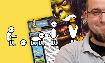 Cijelu svoju digitalnu karijeru dugujem(o) igrama poput Warcrafta 3