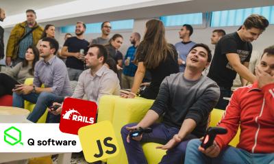 Q Software radi na zanimljivom projektu pametnih mirovina u Engleskoj (za koji traži Ruby i JavaScript stručnjake)