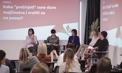 Ladies of New Business: Izazovi i prilike majčinstva u digitalnom dobu