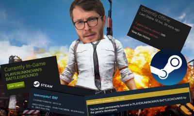 Hakirali su mi Steam račun s 200 video igara kako bi 20 sati varali u PUBG-u