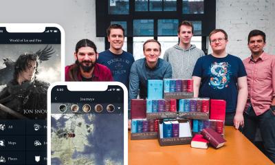 Domaći Five zaslužan je za novu verziju službene aplikacije Igre prijestolja!