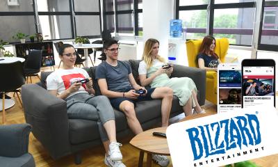 Hrvatska Ars Futura uz Blizzard i Activision: Donedavno su njihove igre samo igrali, a danas s njima surađuju