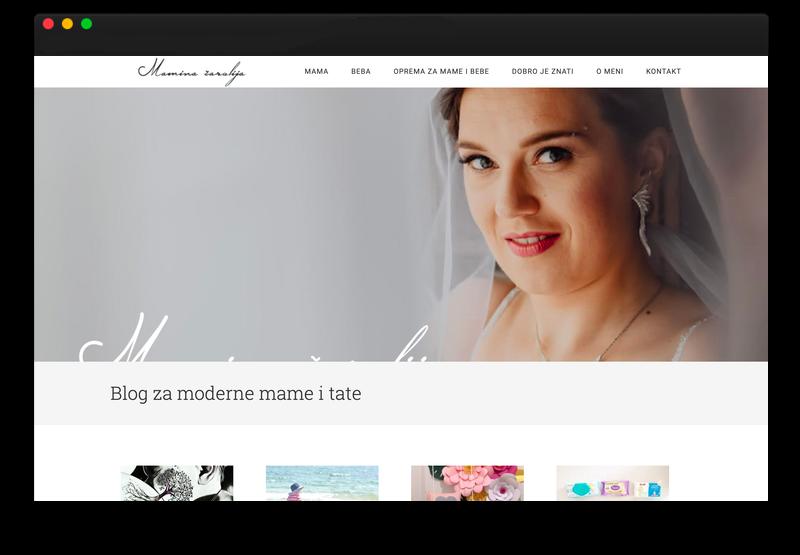 """Mariju Renić Marić majčinstvo """"gurnulo"""" u potpuno nove blogerske vode (ali ne i na Instagram)"""
