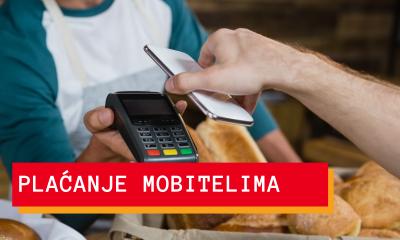 Hrvati sve više plaćaju mobitelom, ali žele i više sigurnosti kod svih vrsta plaćanja