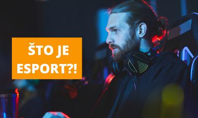Što je esport i zašto bi vas za njega trebalo biti briga?