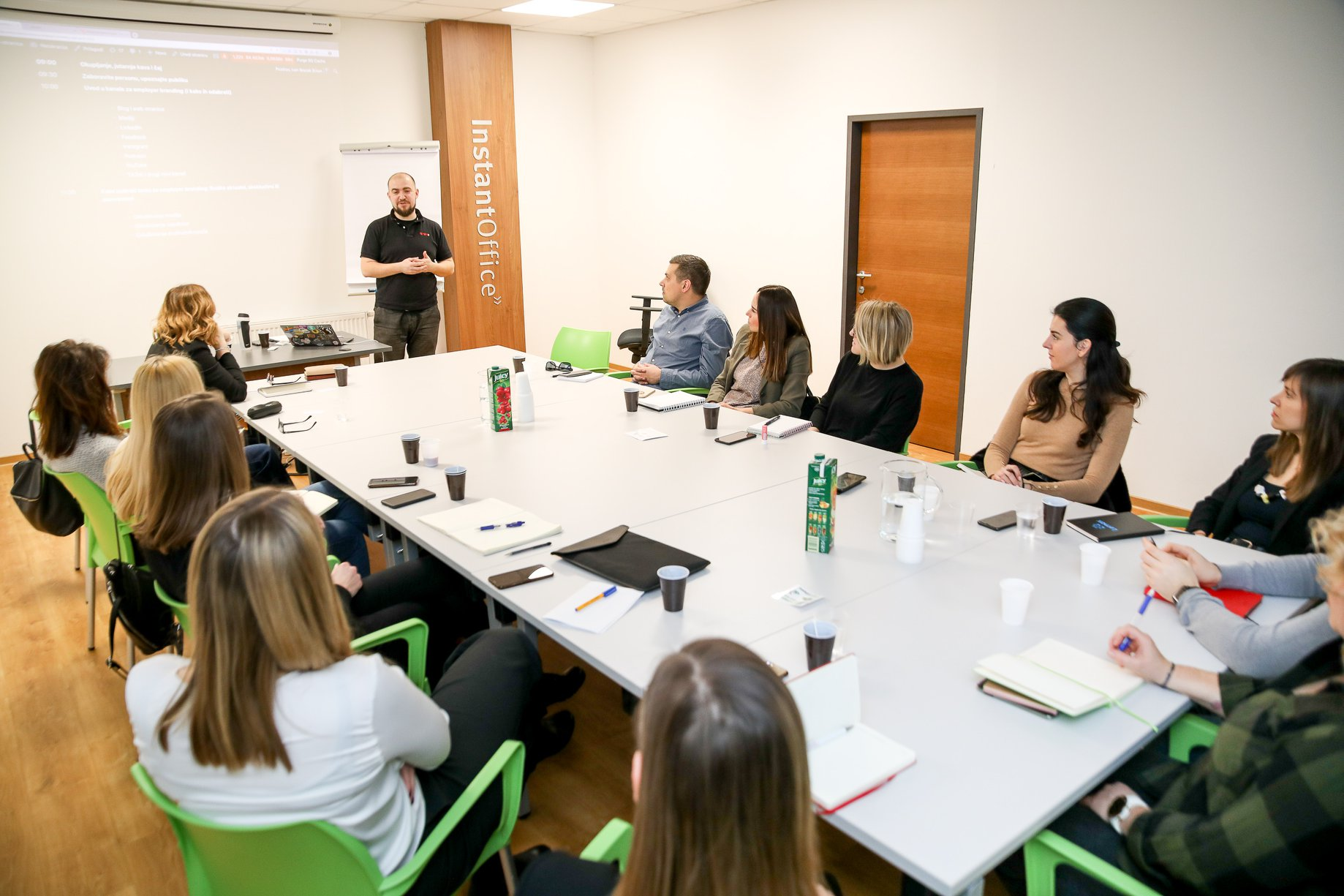 Napredna Employer Branding radionica: Sadržaj