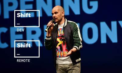 Ivan Burazin: Shift uživo u rujnu, a do tada organiziramo online predavanja!