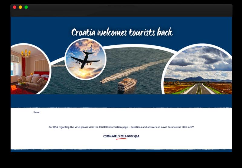 Umjesto HTZ-a ili Ministarstva turizma, Bradbury, Macan i praktikanti na Viberu objašnjavaju turistima kako doći u Hrvatsku