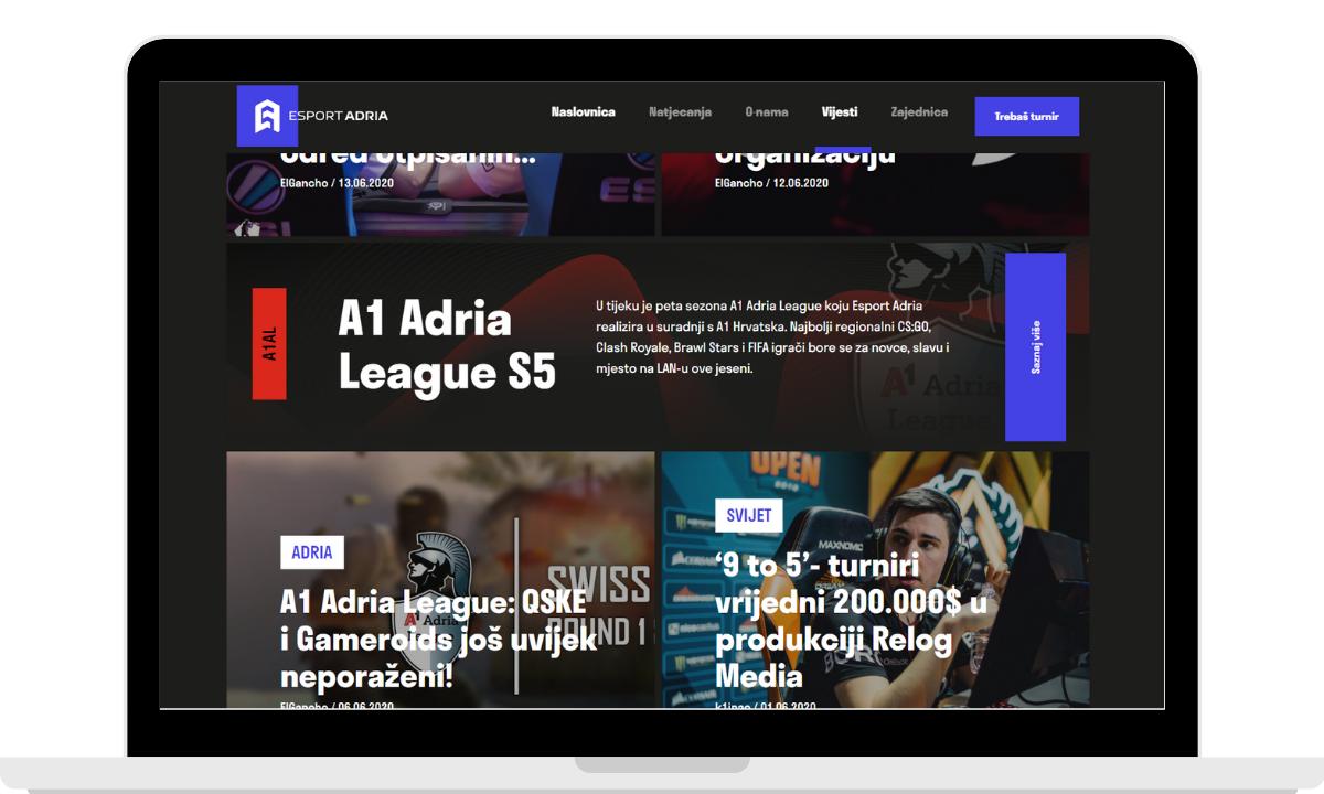 Nakon investicije od više od 50.000 eura, najveća regionalna CS:GO zajednica, CSadria, postala Esport Adria