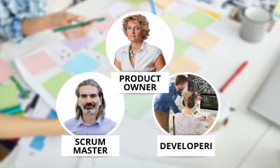 Vodič za Scrum 2020: Tko priča s korisnicima? Scrum tim! Tko radi? Scrum tim! Tko je odgovoran? Pa Scrum tim!