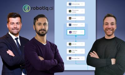"""Hrvatski Robotiq.ai potvrdio 900 tisuća eura vrijednu investiciju za svoje """"softverske robote"""""""