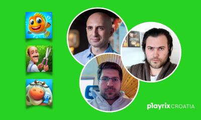 Godinu dana nakon akvizicije: Direktori Playrixa Croatia o razvoju igara i poslovanju