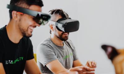 Dok vi druge stvarnosti zamišljate, oni ih žive u Delta Realityju – gdje game dev upoznaje klasičan IT