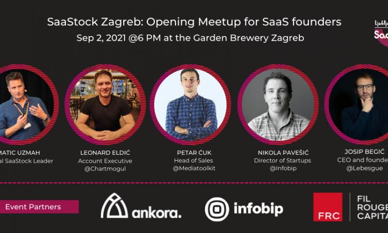 SaaStock Zagreb Meetup